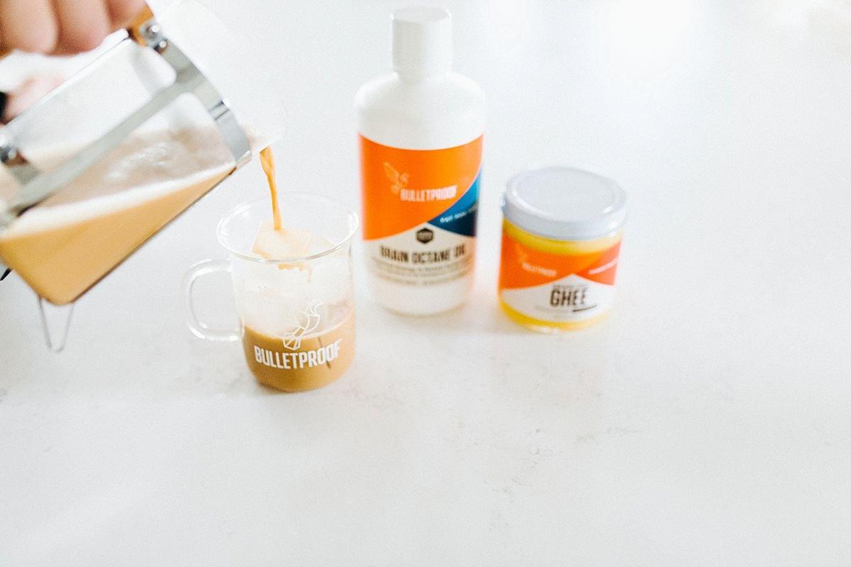 Bulletproof The Original Whole Bean Coffee, Premium Medium Roast Organic Beans, 3-Pack by Bulletproof