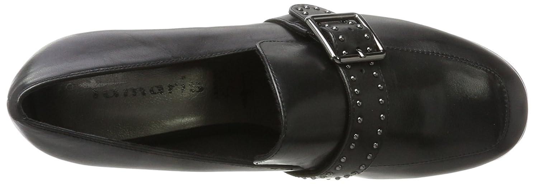Tamaris (schwarz) Damen 24402 Pumps Schwarz (schwarz) Tamaris ec1bee