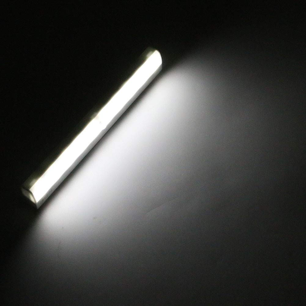 WSEB Luz Nocturna Sensor De Movimiento Luz Nocturna Luces De De De Armario Led Potables Lámpara De Pared Con Gabinete A Pilas e7bcd6