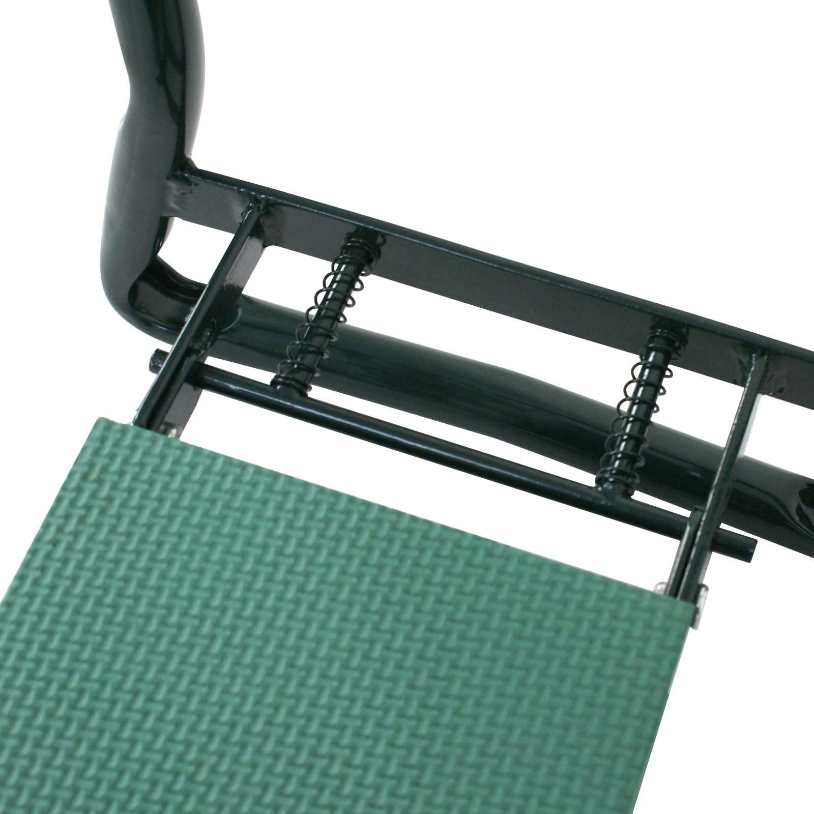 (GG) Garden Kneeler Seat w/EVA Folding Portable Bench Kneeling Pad and Tool Pouch New by Good Grannies by (GG) (Image #4)