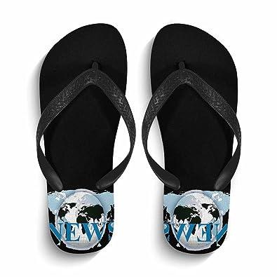 502585b49474 York Women Stylish Beach Flip Flops Summer Flip Flop Sandals   Slippers