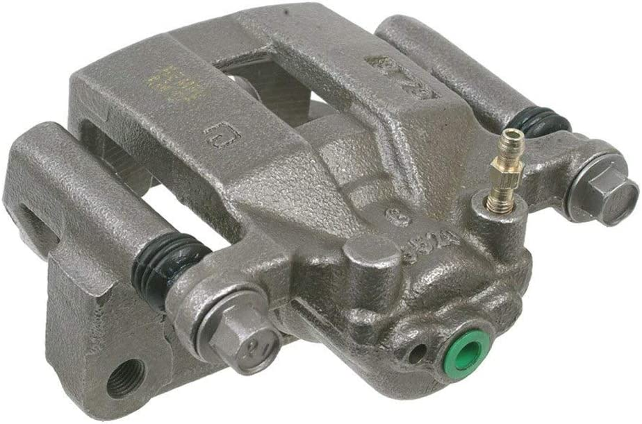 Disc Brake Caliper-Friction Choice Caliper w//Bracket Rear Right Cardone Reman