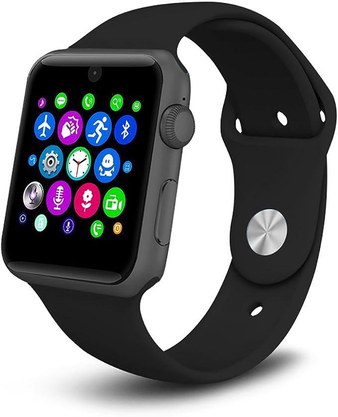 Reloj inteligente, Fitness Tracker, dm09 HD IPS Pantalla táctil ...