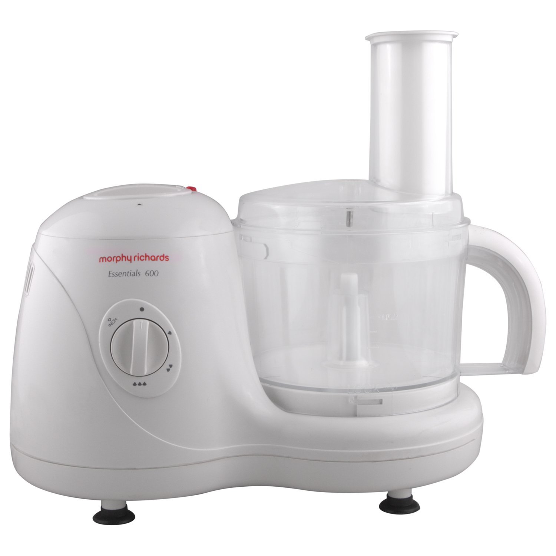 buy morphy richards essential 600 watt food processor white online