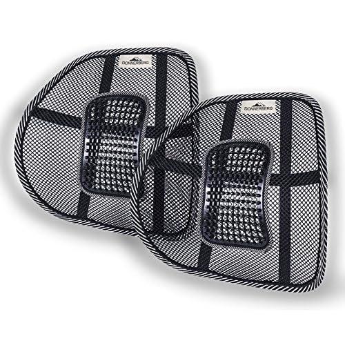 Donnerberg ORIGINAL Respaldo Lumbar Ergonómico para sillas de ...