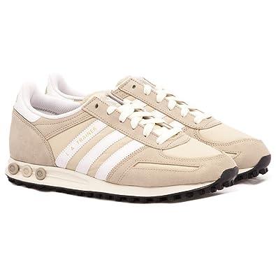 meet 06c61 0ae12 Adidas La Trainer Marrone Chiaro Bianco Taglie Scarpe Adidas ...