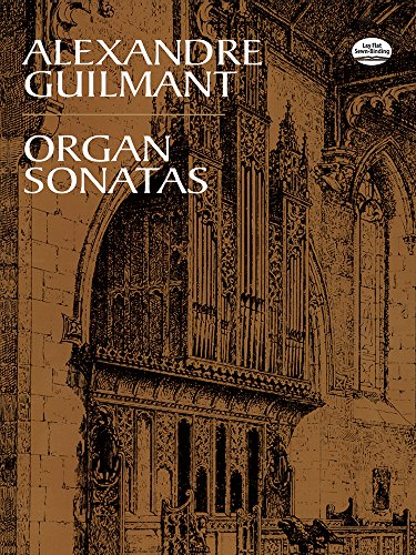 Organ Sonatas (Dover Music for Organ)