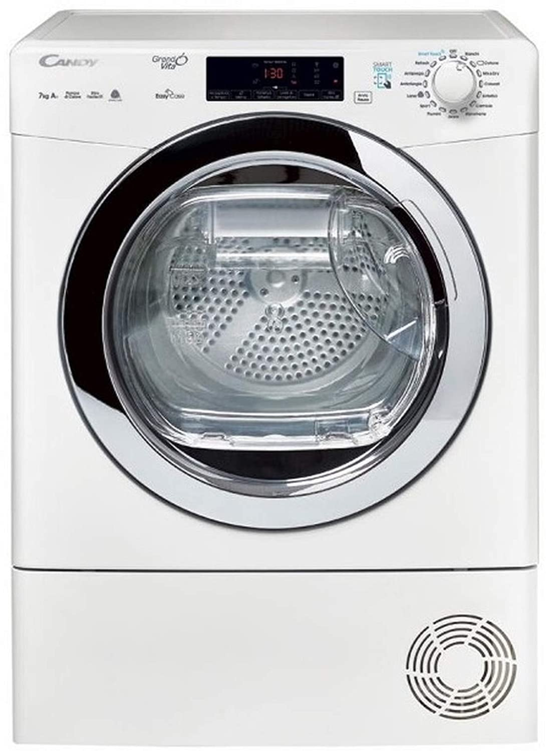 Candy GVSF H9A2TCEX-01 Independiente Carga frontal 9kg A++ Blanco ...