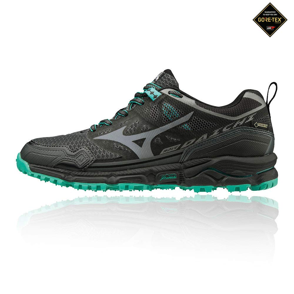 dcb01038ed0b Mizuno Women's Wave Daichi 4 GTX Trail Running Shoes: Amazon.co.uk: Shoes &  Bags