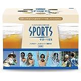 スポーツ麦茶 1箱 美味しく水分補給をサポート (たっぷり30リットル分!) ノンカフェイン、厳選オーガニック原料、アミノ酸18種 (天然ミネラル塩配合) 季節の対策にも!