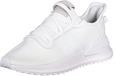 b67c61eb4c8599 adidas Originals Sneaker U Path Run J G28109 Weiß  Amazon.de  Schuhe ...