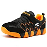 HOBIBEAR Children Outdoor Strap Athletic Sneakers
