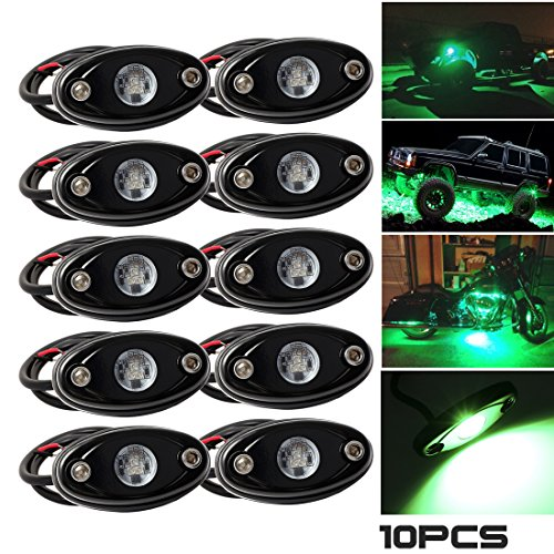 Green Led Offroad Lights in US - 4