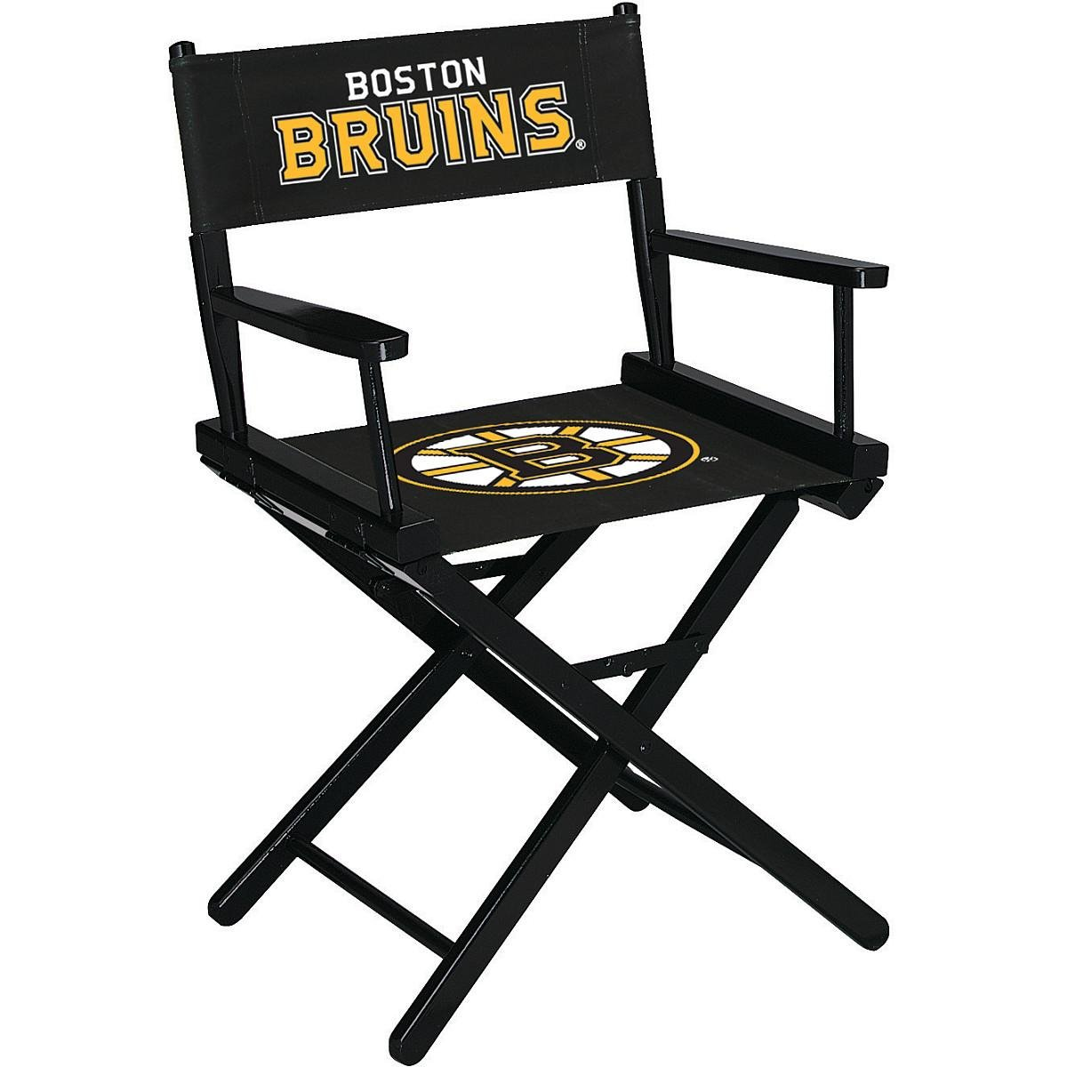 Imperial International Boston Bruins Directors Chair-Table Height