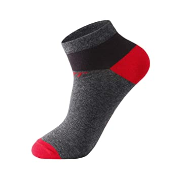 SMX Calcetines Ciclismo Hombres,Calcetines Tobilleros Hombre Running, Calcetines Hombres deportivosCalcetines Casuales para Hombres