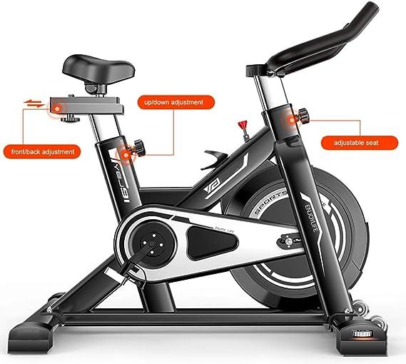 Spinning Bicicleta Ciclo Indoor Bike la Bicicleta estática Full ...