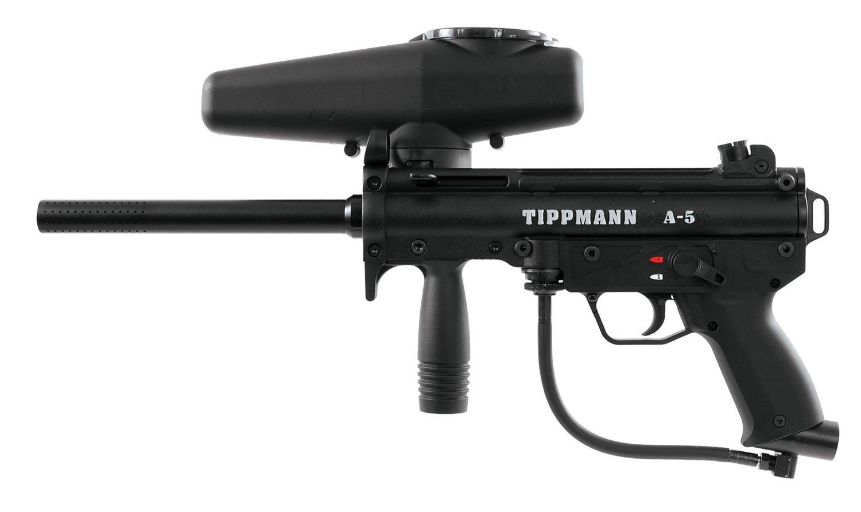Tippmann A-5 Paintball Gun