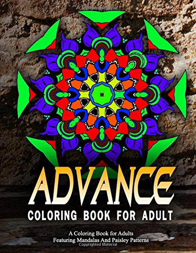 ADVANCED COLORING BOOKS FOR ADULTS - Vol.12: adult coloring books best sellers for women (Volume 12) pdf epub