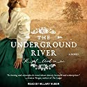 The Underground River: A Novel Audiobook by Martha Conway Narrated by Hillary Huber