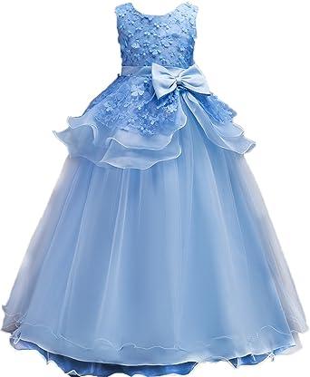 Shiny Toddler Shiny Toddler Partei Kleid für Mädchen Kleider: Amazon ...