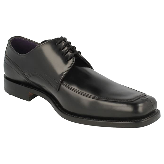 artemis shoes. mens loake black polished leather shoes artemis 8f: amazon.co.uk: \u0026 bags
