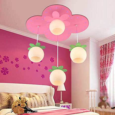 lighting for girls room. LED Eye Care Children\u0027s Room Chandeliers Princess Girls Bedroom Lights  Creative Cartoon Lighting For D