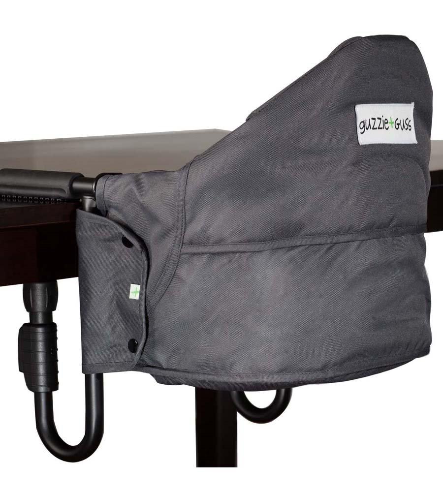 guzzie+Guss G+G201 Perch Table Chair Charcoal