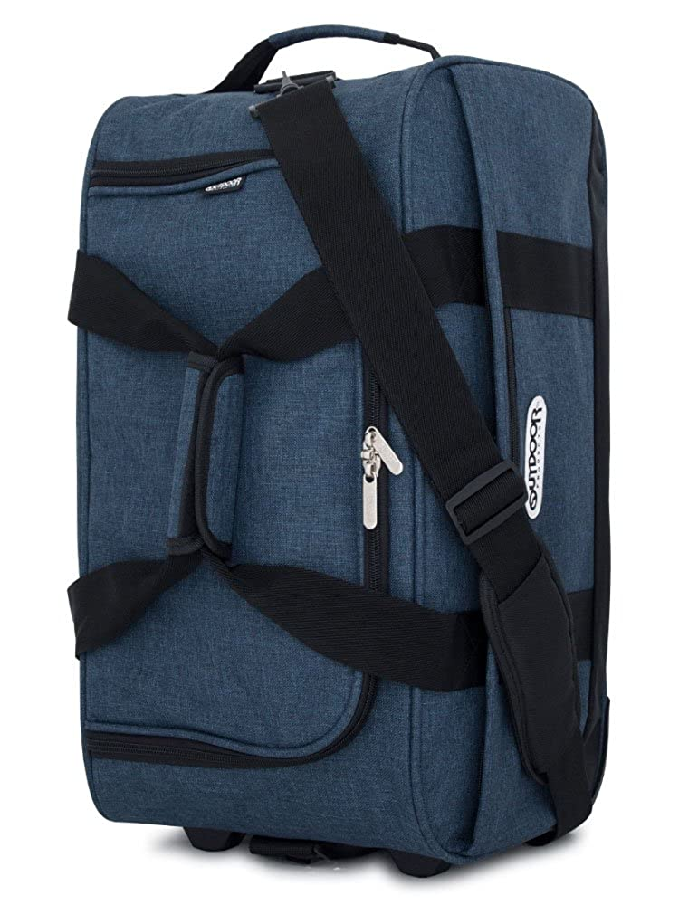 47e84345b0 (アウトドアプロダクツ) OUTDOOR PRODUCTS ボストンキャリー 62400 53cm B073XGQPVB 【60】ネイビー  【60】ネイビー-スーツケース