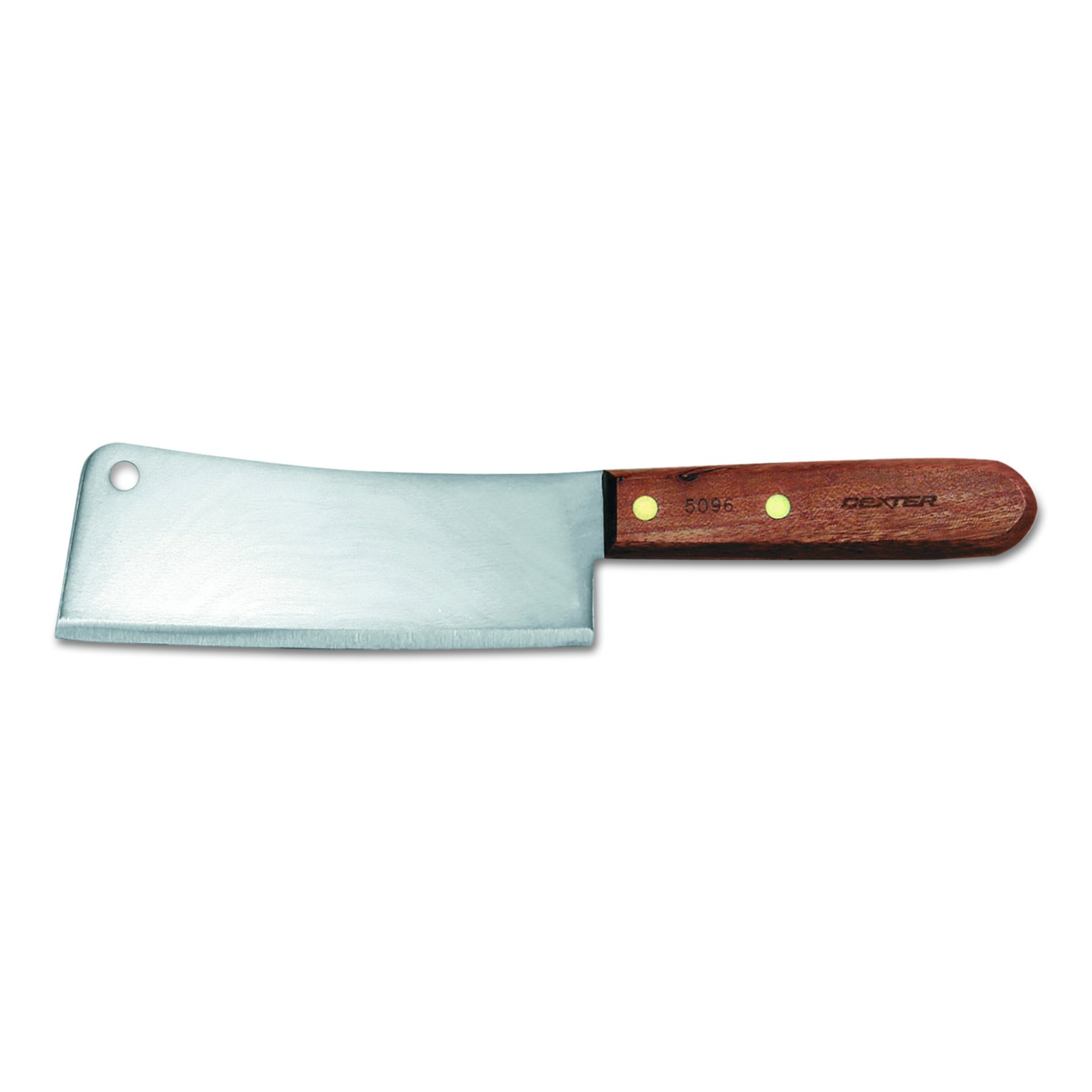 Traditional 5096 6'' Blade Cleaver With Rosewood Handle by Traditional