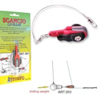 STONFO CLIP RELEASE For Downrigger Fishing, Trolling Tackle by Stonfo