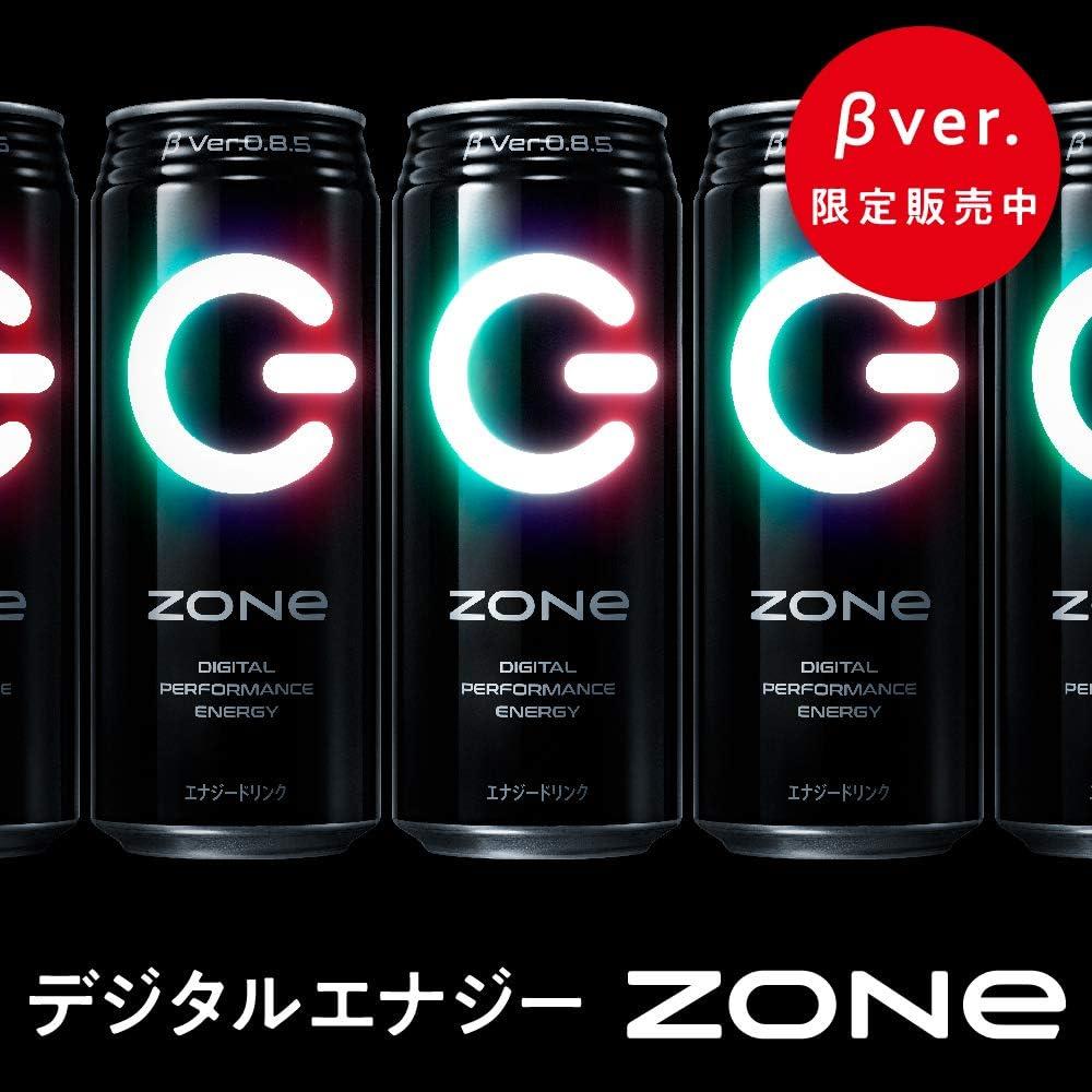 味 エナジー ドリンク zone