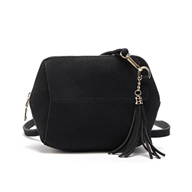 d27f159569a4 TOOGOO Bags Women s Handbag Shoulder Bags Tote Purse Messenger Satchel Bag  Cross Body(Black)