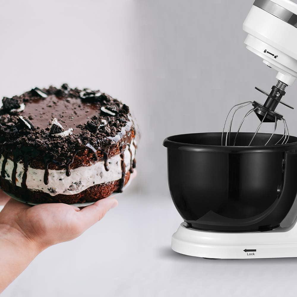 PRIXTON KR100 - Robot Cocina/Batidora Amasadora de Reposteria con ...