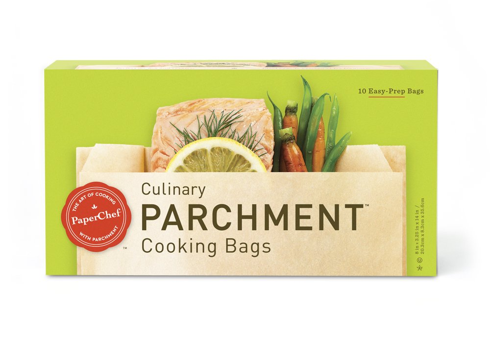 PaperChef Culinary Parchment Cooking, 10 Bags 70010