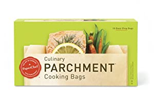 PaperChef Culinary Parchment Cooking, 10 Bags (70010)