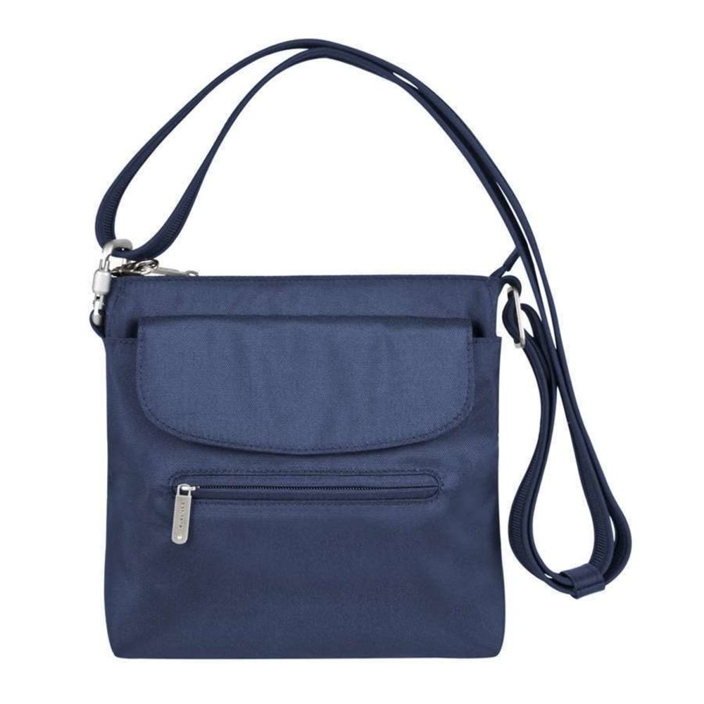 Travelon Anti-Theft Classic Mini Shoulder Bag, Midnight