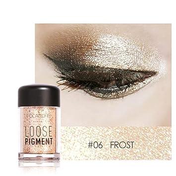 Sparkly Lidschatten Somesun Augen Makeup Perle Metallic Lidschatten