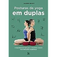 Posturas de yoga em duplas