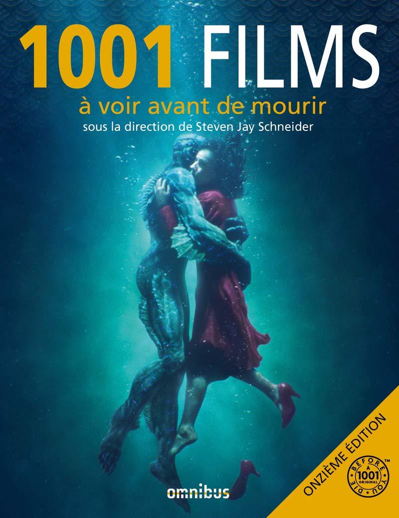1001 films (11e édition) Broché – 18 octobre 2018 Claude AZIZA Omnibus 2258161428 Cinéma