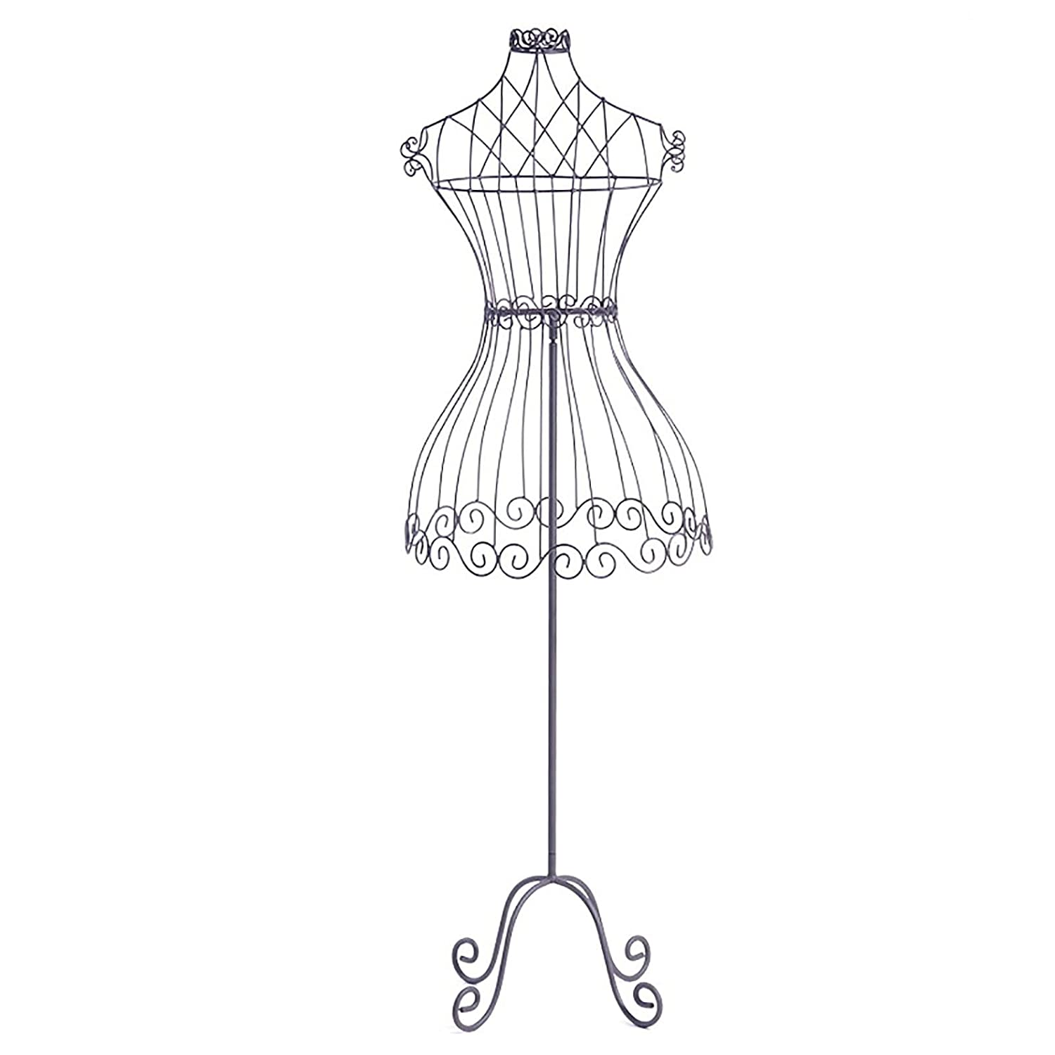 Wire Dressmakers Dummy New Bust Mannequin Manikin Torso from ...