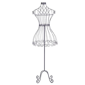 Wire Dressmakers Duy Bust Mannequin Manikin Torso From Xtradefactory