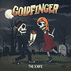 Goldfinger Say It Out Loud cover