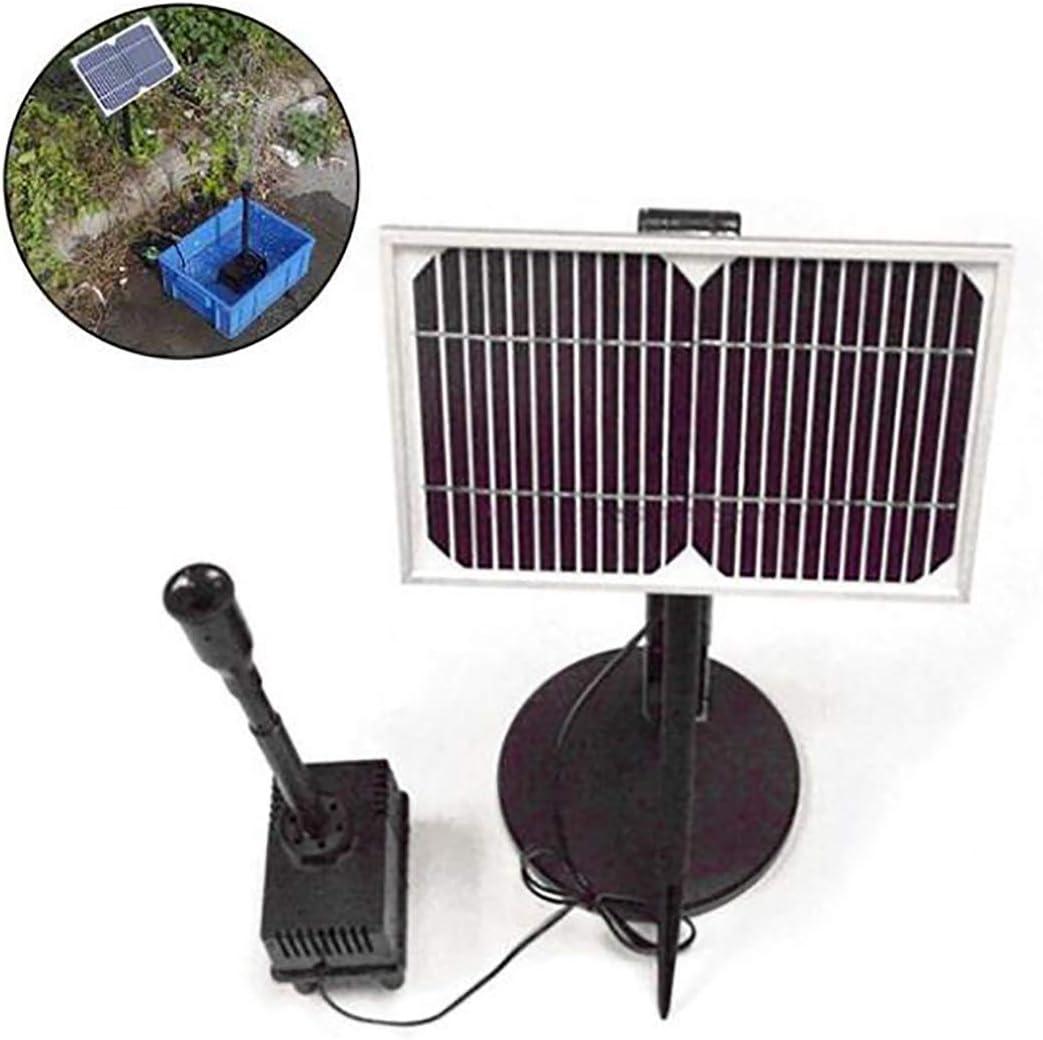5 W Bomba de Agua Solar de pie Fuente de Agua Sumergible Flotante para Estanque Piscina Fuentes del Acuario Caño Jardín Patio