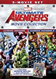 ultimate avengers 1 - Ultimate Avengers: Movie Collection [DVD] [Region 1] [US Import] [NTSC]