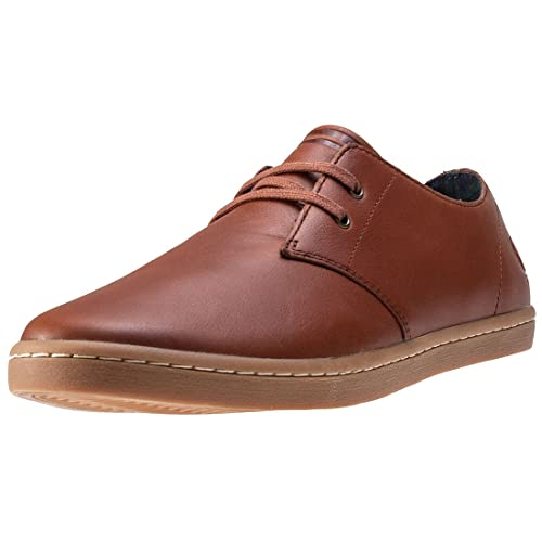 Fred Perry Byron Low Mens Shoes Tan - 10 UK