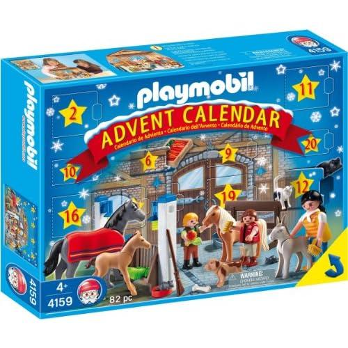Playmobil 4159 - calendrier de l'avent