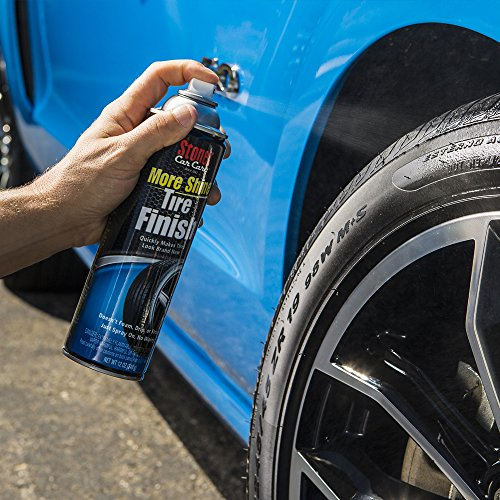 Stoner Car Care 91044 More Shine Tire Dressing - 12-Ounce (NON-CARB Compliant) by Stoner Car Care (Image #1)