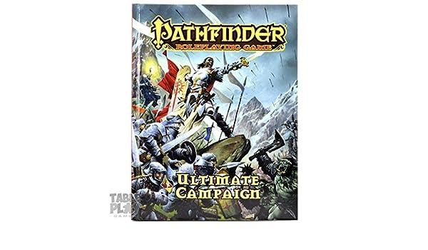 Amazon.com: Pathfinder Ultimate Campaign by Paizo Publishing ...