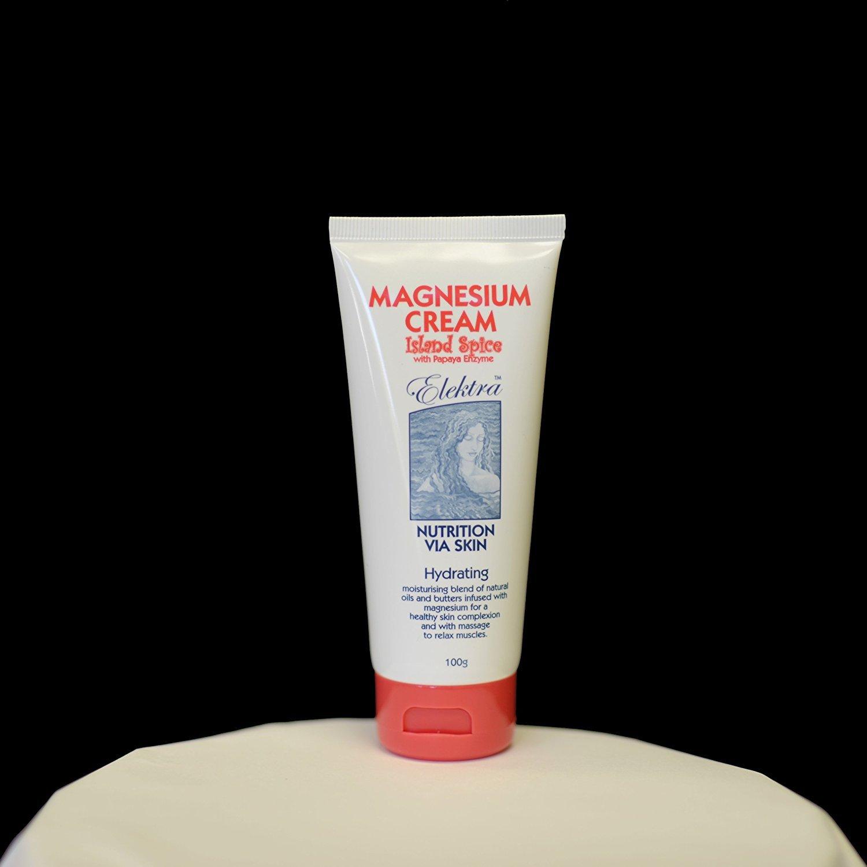 Elektra Magnesium Cream Island Spice (100g)