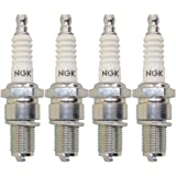 NGK (4626) BPMR7A (4 Pack) Standard Spark Plug For Small Engines # BPMR7A-4pk